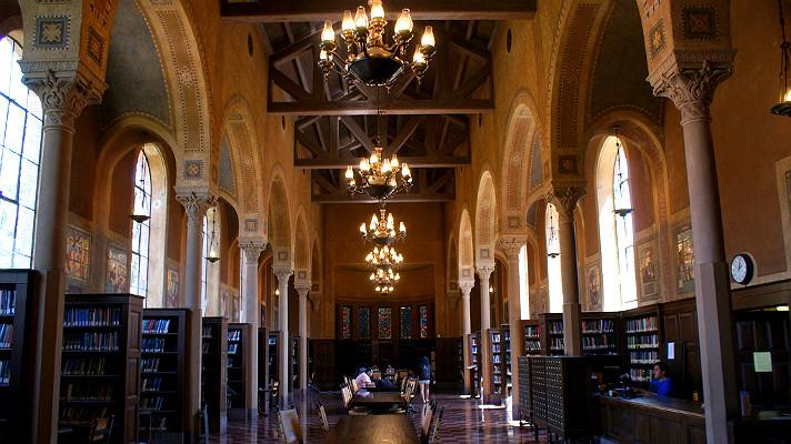 Doheny Library