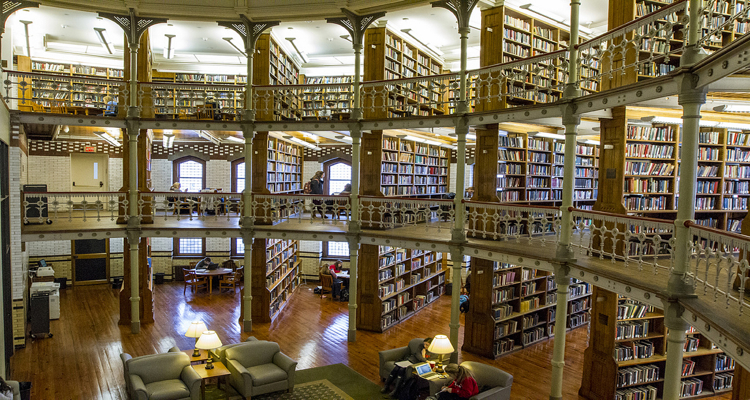 The Most Beautiful University Libraries In The Usa