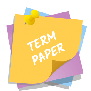 Buy a term paper on line