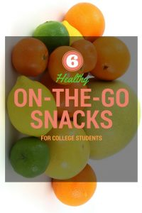 Healthy Meals You Can Eat on the Go