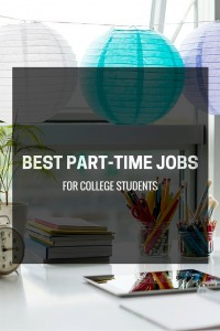 best part-time jobs for college students