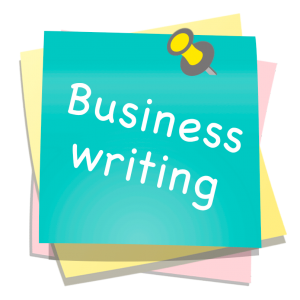 Writing business