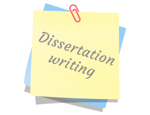 Writing dissertations