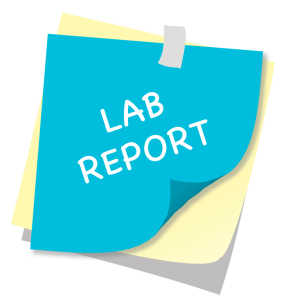 Help write lab report