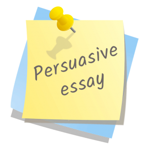 Persuasive essays to buy