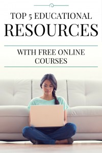 top 5 educational resources