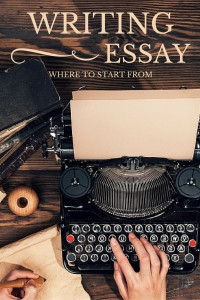 where to start from when writing an essay